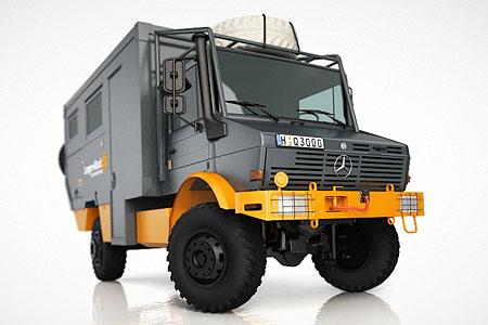 Langer Bock Expeditionsfahrzeuge Expeditionsmobile